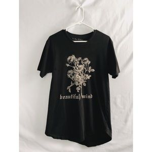 Other - BEAUTIFUL MIND JON BELLION graphic album T-shirt